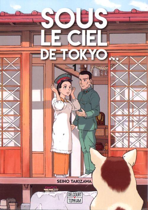 Couverture de Sous le ciel de Tokyo... -1- Volume 01