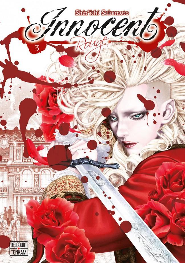 Couverture de Innocent Rouge -3- La femme de sang royal