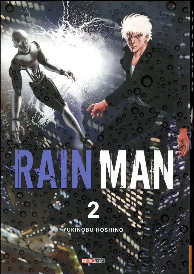 Couverture de Rain Man -2- Tome 2
