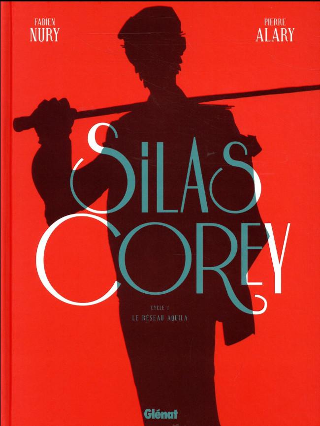 Couverture de Silas Corey -INT1- Intégrale Tome 1 - Cycle 1