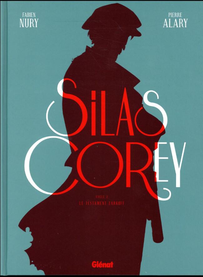 Couverture de Silas Corey -INT2- Intégrale Tome 2 - Cycle 2