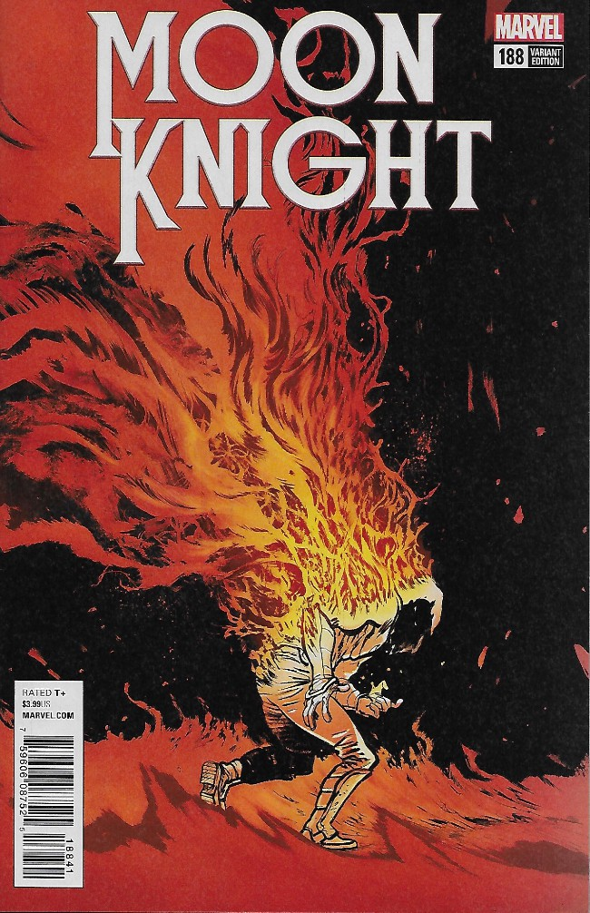 Couverture de Moon Knight (Marvel Legacy - 2018) -188D- Issue #188