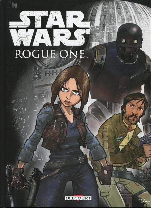 Star Wars (Delcourt / Disney) - Hs :  Rogue One