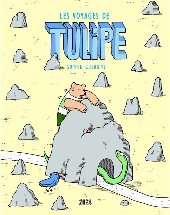 Couverture de Tulipe - Les voyages de Tulipe