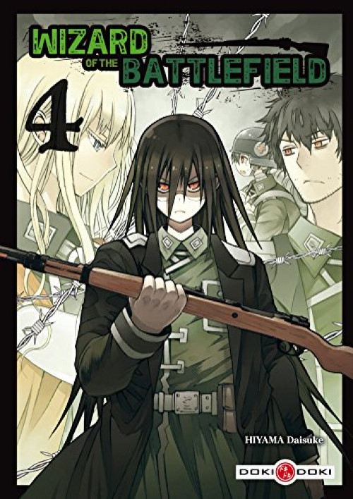 Couverture de Wizard of the battlefield -4- Tome 4