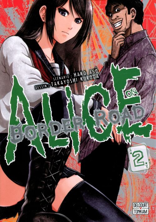 Couverture de Alice on Border Road -2- Volume 02