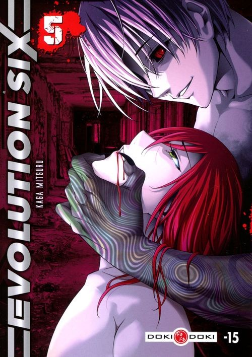 Couverture de Evolution Six -5- Tome 5