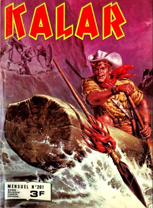 Couverture de Kalar -201- Le rêve du grand lama