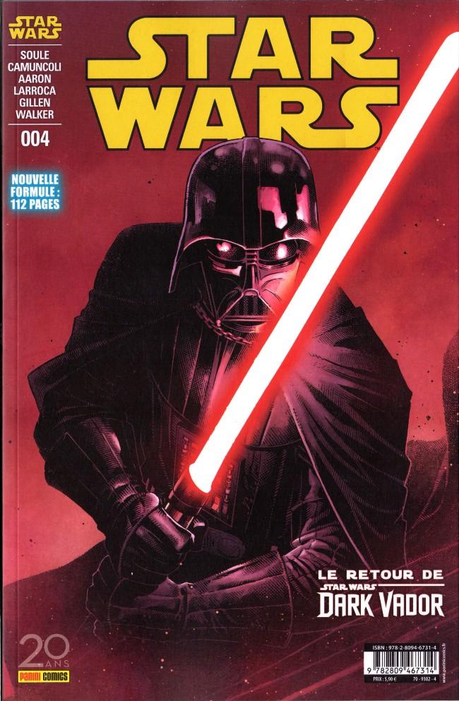 Couverture de Star Wars (Panini Comics - 2017) -4- L'Elu