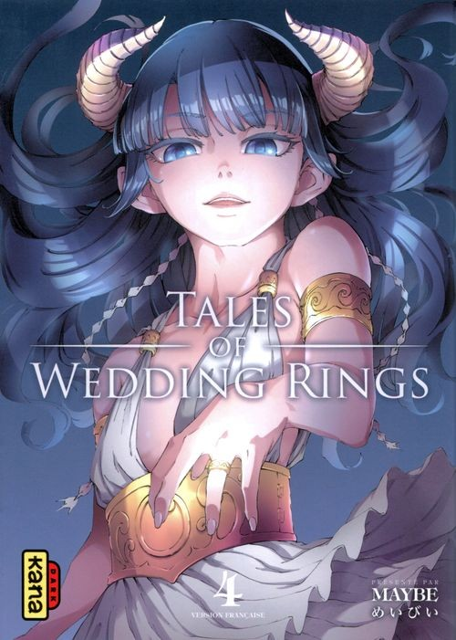 Couverture de Tales of Wedding Rings -4- Tome 4