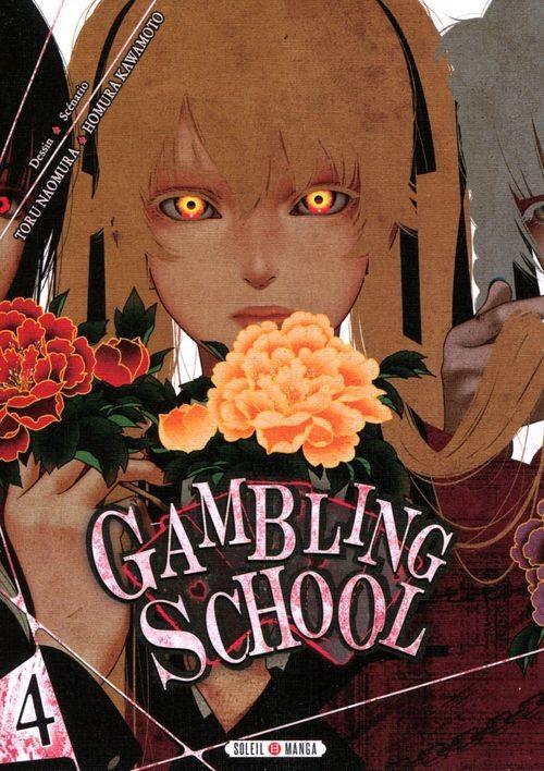 Couverture de Gambling School -4- Volume 4