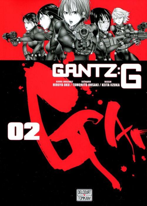Couverture de Gantz:G -2- Volume 2