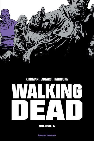 Couverture de Walking Dead -INT05- Volume 5