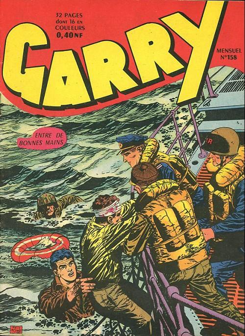 Couverture de Garry -158- Entre de bonnes mains