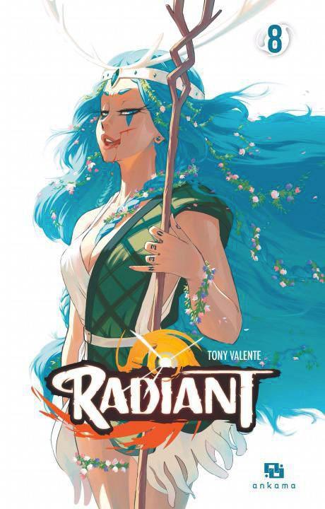 Couverture de Radiant -8- Tome 8