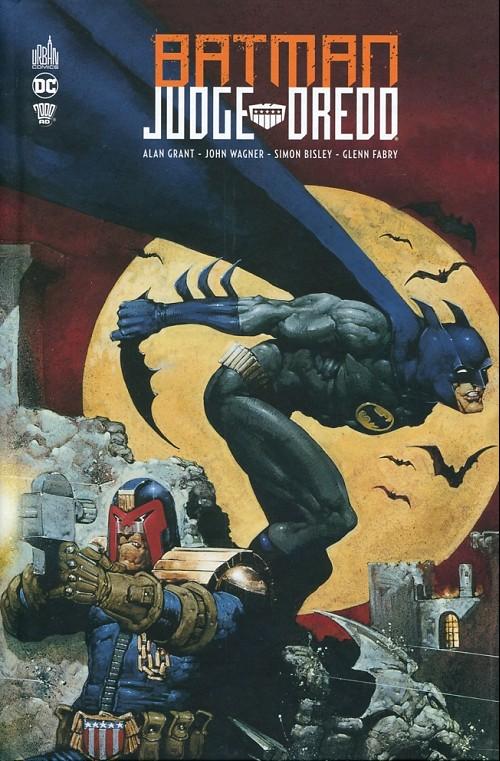 Couverture de Batman - Judge Dredd (Urban) - Batman - judge dredd (urban)