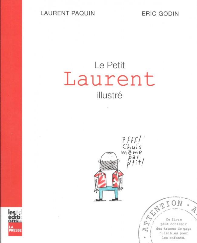 Couverture de Le petit Laurent illustré