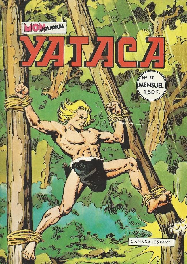 Couverture de Yataca (Fils-du-Soleil) -57- Yataca