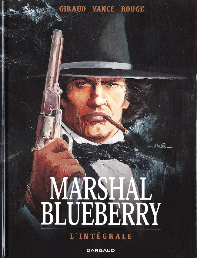 Couverture de Blueberry (Marshal) -Int- Intégrale