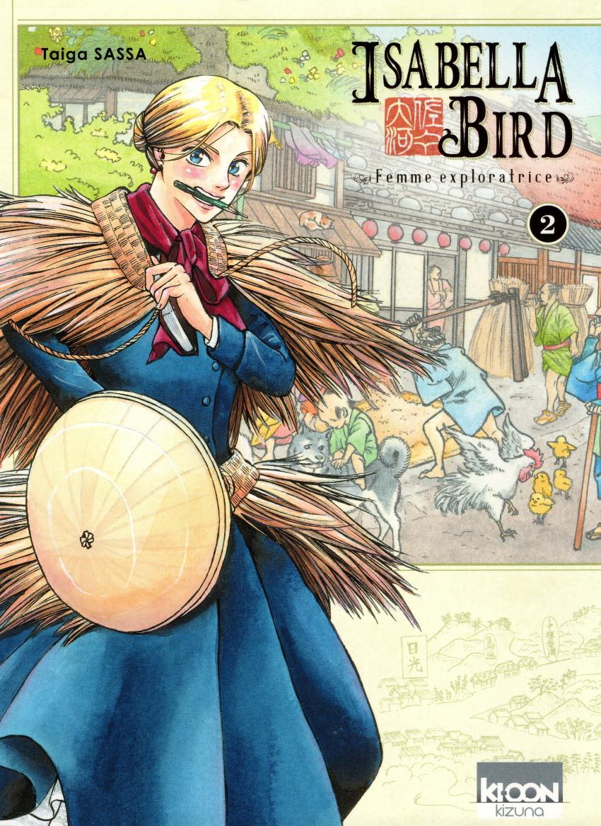 Couverture de Isabella Bird, Femme exploratrice -2- Tome 2