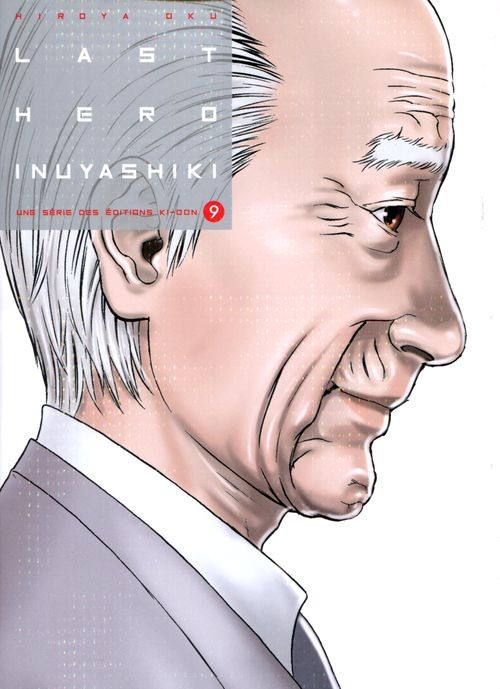 Couverture de Last Hero Inuyashiki -9- Vol. 9