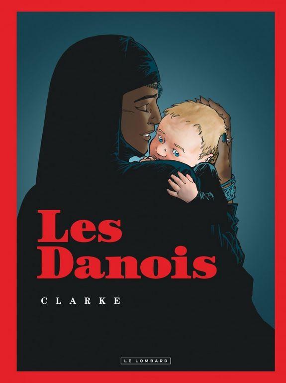 Couverture de Les danois - Les Danois