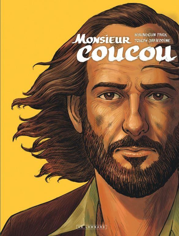 Couverture de Monsieur Coucou