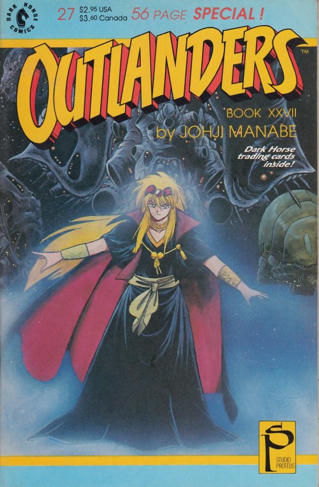 Couverture de Outlanders (1988) -27- Outlanders #27