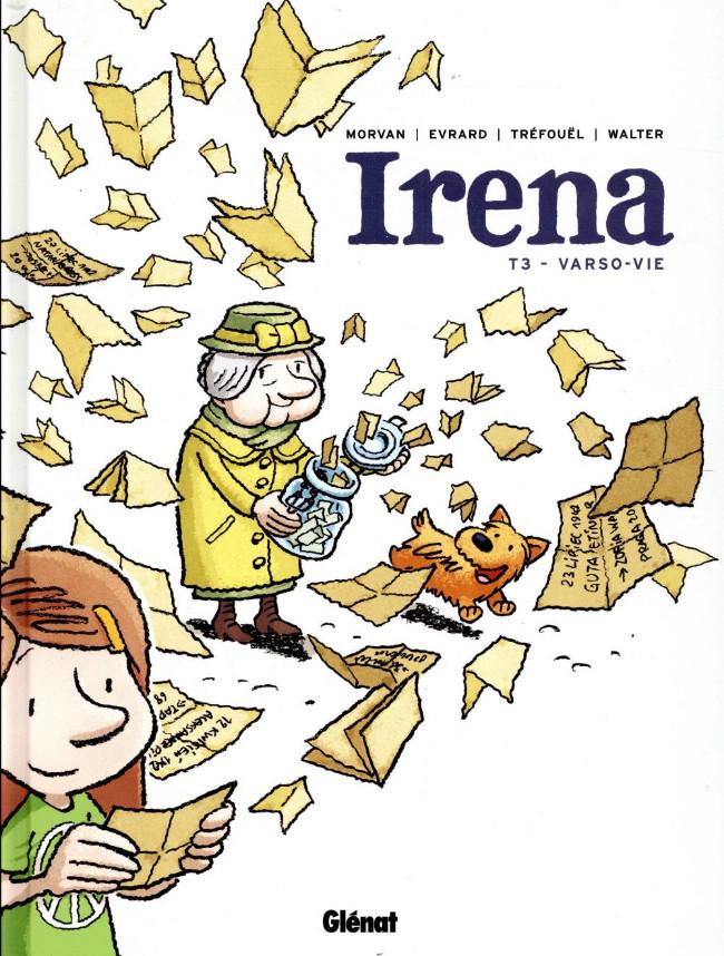 Couverture de Irena -3- Varso-Vie