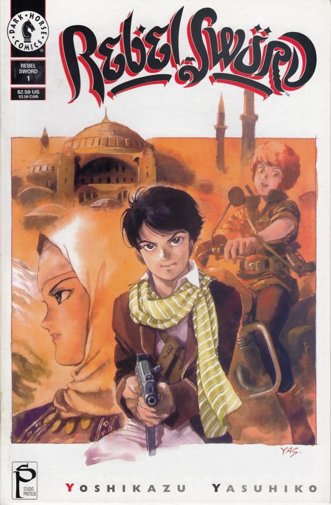Couverture de Rebel Sword (1994) -1- Rebel sword #1