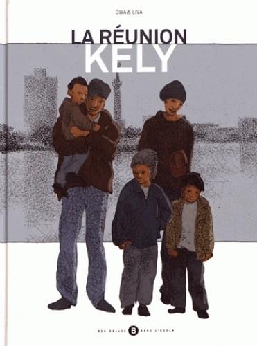 Couverture de La réunion Kely - La Réunion Kely