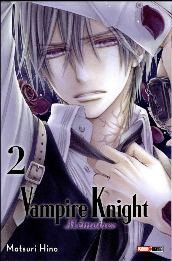Couverture de Vampire Knight - Mémoires -2- Tome 2