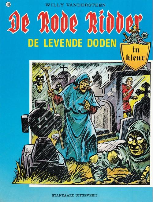 Couverture de Rode Ridder (De) -106- De levende doden