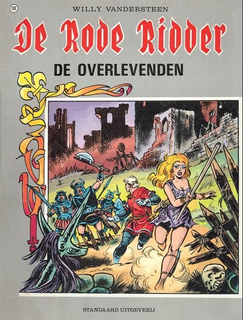 Couverture de Rode Ridder (De) -108- De overlevenden