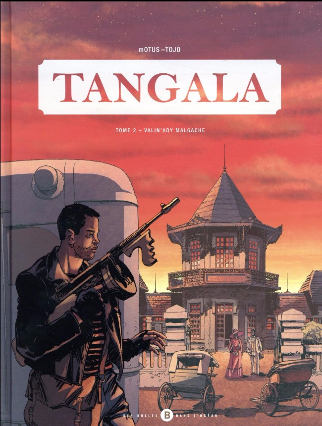 Couverture de Tangala -2- valin'ady malgache