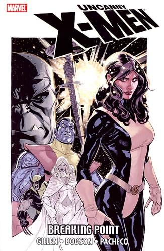 Couverture de Uncanny X-Men (The) (1963) -INT- Breaking Point