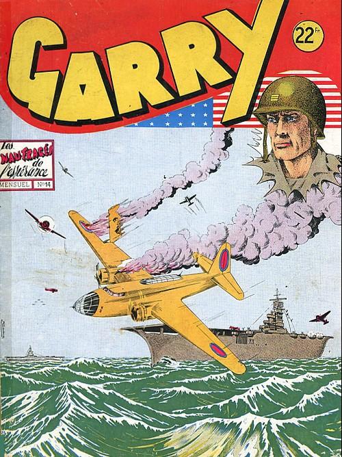 Couverture de Garry (sergent) (Imperia) (1re série grand format - 1 à 189) -14- Les naufragés de l'espérance