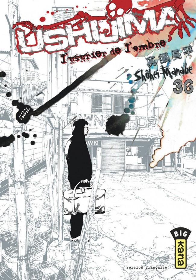 Couverture de Ushijima - L'usurier de l'ombre -36- Tome 36