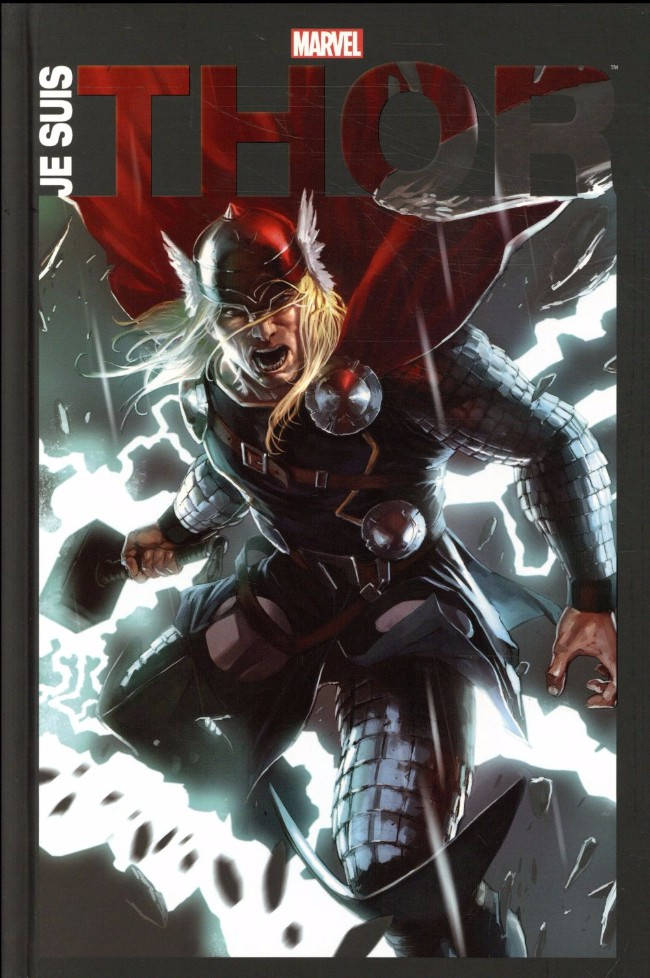 Thor - Je suis Thor sur Bookys