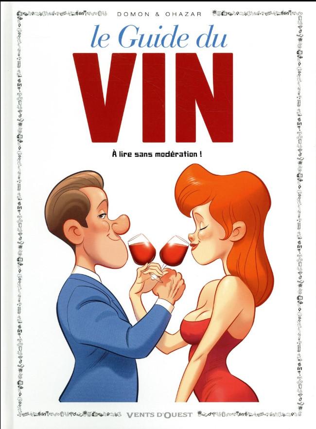 Couverture de Le guide -49- Le guide du vin