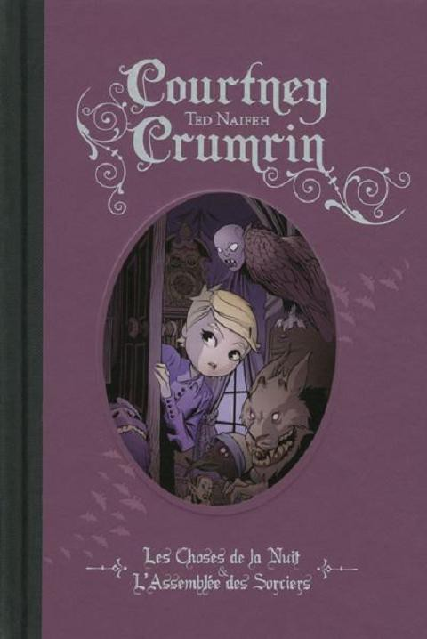 Couverture de Courtney Crumrin -INT1- Tome 1