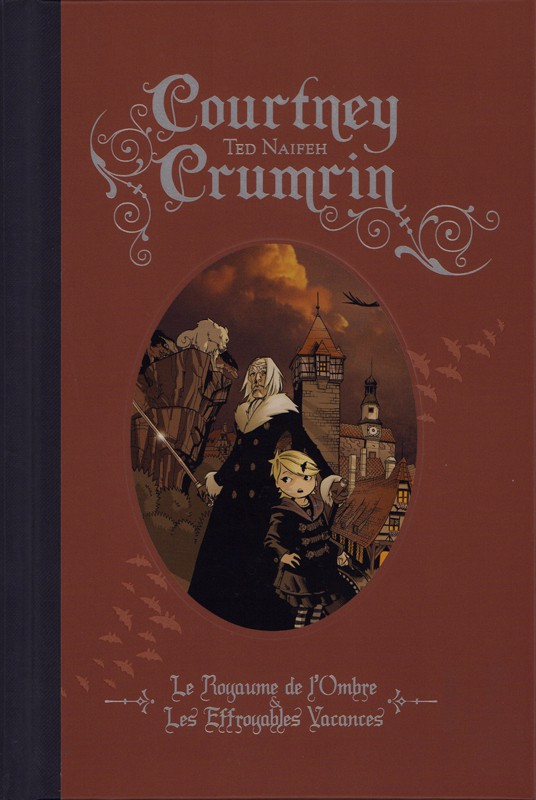Couverture de Courtney Crumrin -INT2- Tome 2