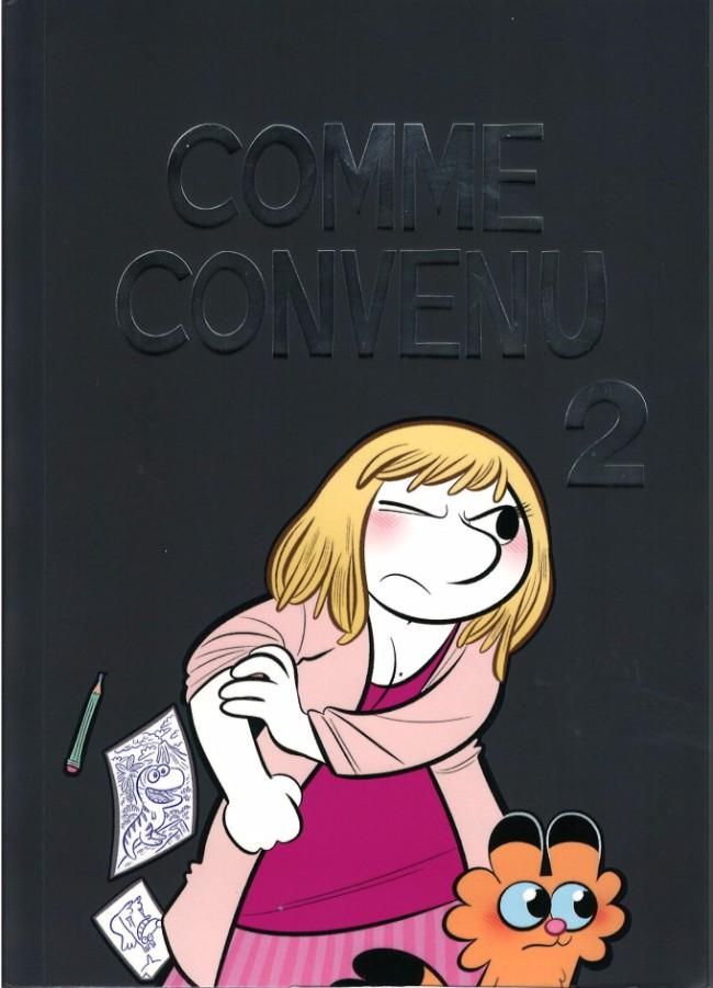 Couverture de Comme convenu -2- Tome 2
