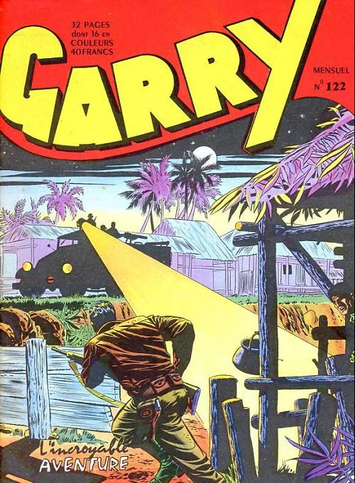 Couverture de Garry (sergent) (Imperia) (1re série grand format - 1 à 189) -122- L'incroyable aventure