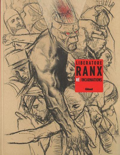 Couverture de RanXerox -HS- Ré/incarnations