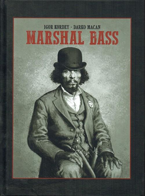 Couverture de Marshal Bass -INTTT- Marshall Bass