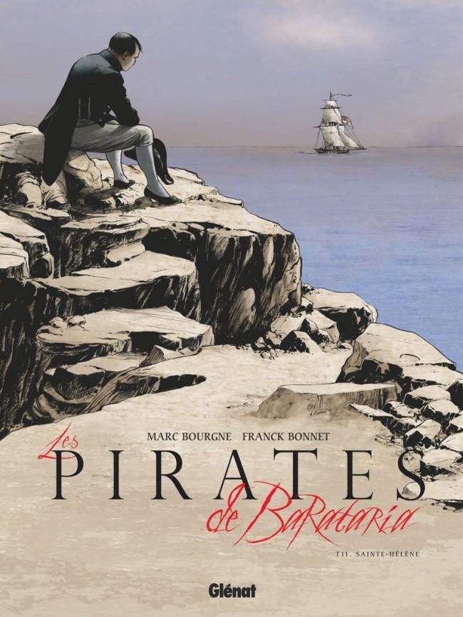 Couverture de Les pirates de Barataria -11- Sainte-Hélène
