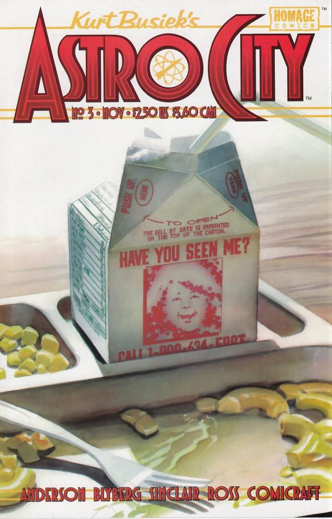 Couverture de Kurt Busiek's Astro City (1996) -3- Adventures in Other Worlds