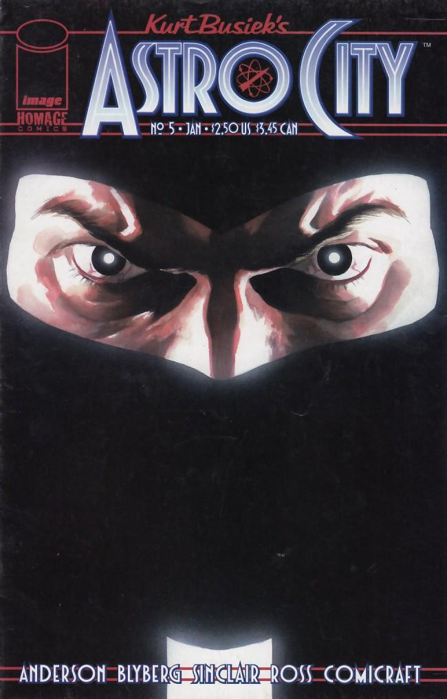 Couverture de Kurt Busiek's Astro City (1996) -5- Learning the Game