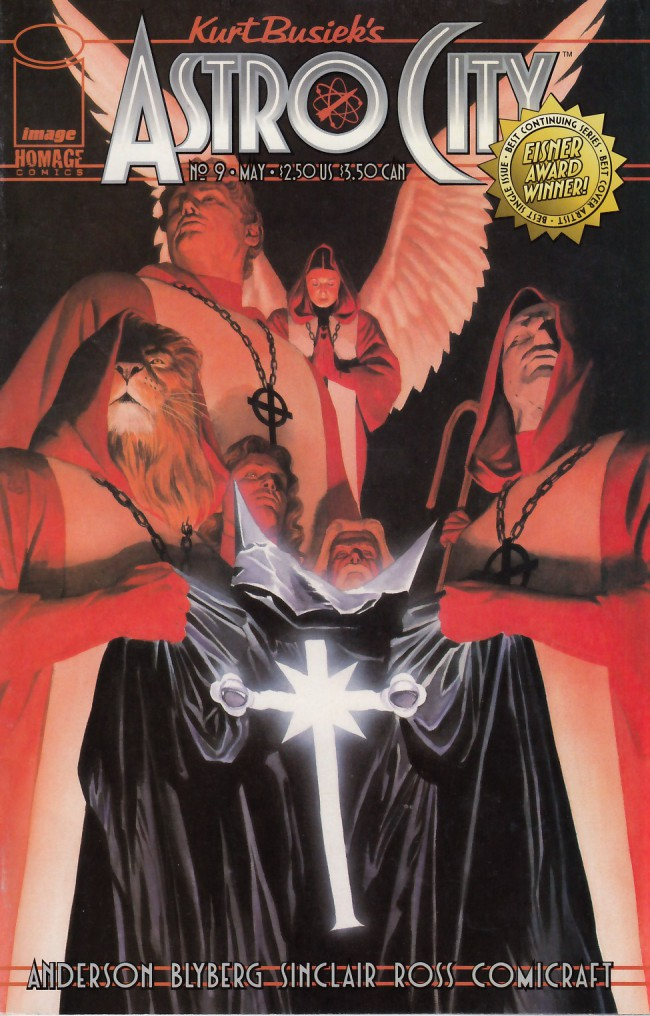 Couverture de Kurt Busiek's Astro City (1996) -9- My Father's Son